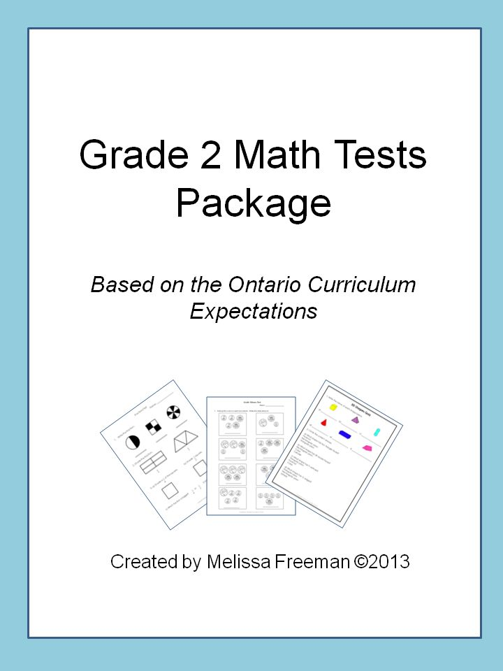 Printables Math Tests For Grade 2 1000 ideas about fraction test on pinterest teaching fractions this package contains 8 math tests at the grade 2 level a 2d shapes