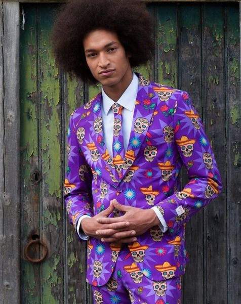 Halloween Suits For Dudes Are Now A Thing, So We Ranked Them By Sexiness