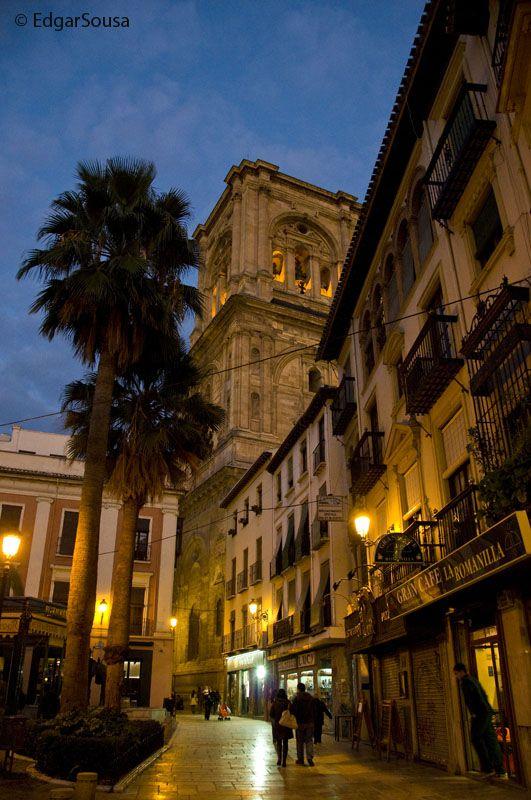 Calles de Granada - Granada, Spain