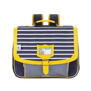Tann's x Petit Bateau girl's satchel