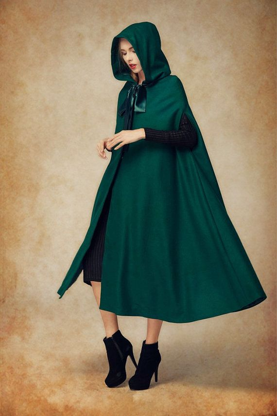 New Wool Coat for Women 【Characteristic】 hooded design extracts the visual…