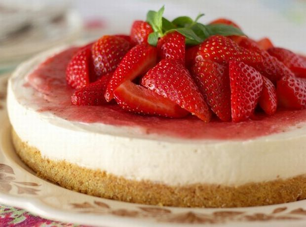7 χρυσά μυστικά για τέλειο cheesecake - Food   Ladylike.gr