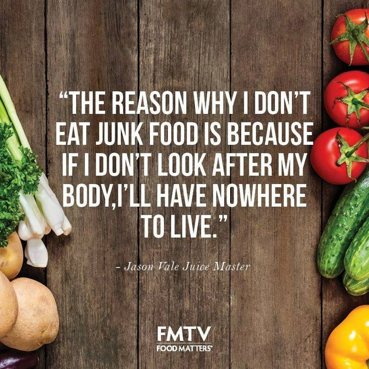 216 best food matters images on pinterest healthy nutrition the reason why i dont eat junk food is because if i dont look after my bodyill have nowhere to live food is nurturing forumfinder Image collections