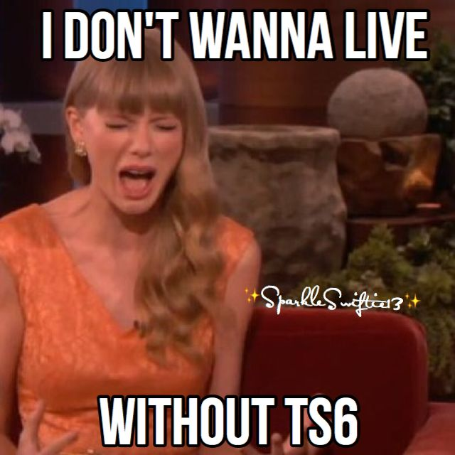 Taylor Swift meme by Claire Jaques only swifties will understand lol