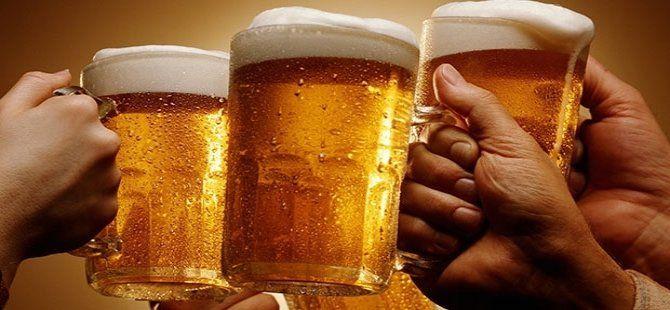 """""""Bir bardak bira sosyalleştiriyor"""""""