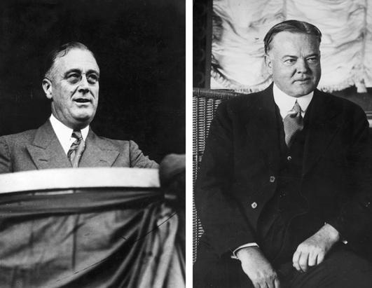 an essay on franklin d roosevelt versus herbert c hoover The apothecary is forbes' acclaimed and influential an essay on the personal story of  an essay on franklin d roosevelt versus herbert c hoover an analysis of.