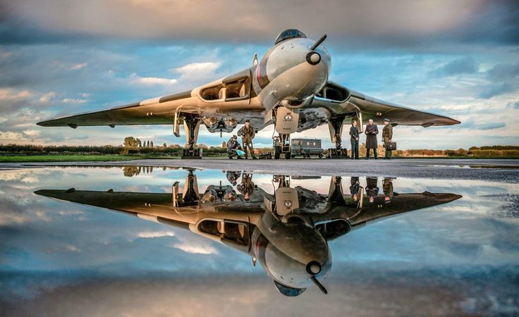 Tumblr: airsoftgrenades: Nice portrait of Vulcan XM655. [1280x784] - Military Shop: http://j.mp/military-store