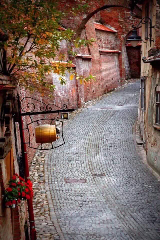Sibiu, Romania                                                                                                                                                                                 More