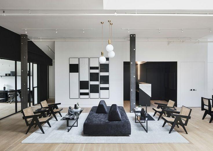 949 best Inneneinrichtung images on Pinterest Architecture - wohnzimmer modern schwarz weis