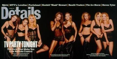Carmen Electra, Yasmine Bleeth, Alyssa Milano, Peta Wilson ...