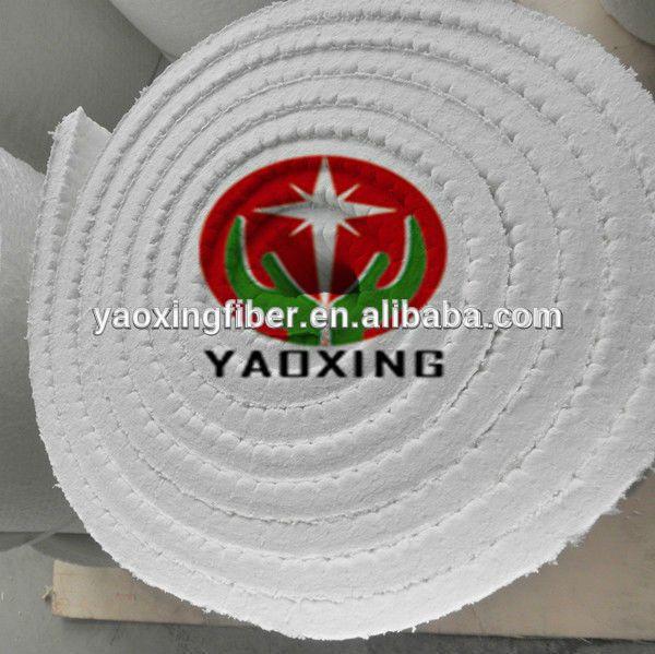 HA refractory ceramic fiber blanket ceramic fiber wool 1260 ceramic fiber blanket