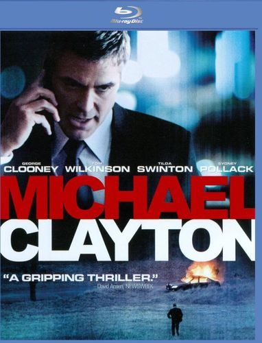 Michael Clayton [Blu-ray] [2007]
