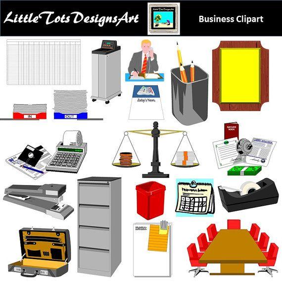 Büromaterial clipart  Die besten 25+ Clipart office Ideen auf Pinterest | Büro cliparts ...