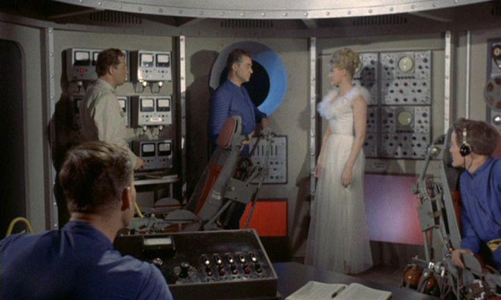 Journey to the Seventh Planet (1962)  В главных ролях - Джон Агар — Капитан Дон Грахам Карл Оттосен — Эрик Питер Монх — Карл