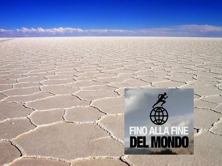 """Stasera non perdetevi la seconda puntata di Fino alla Fine del Mondo con il documentario """"La traversata del Salar de Uyuni, Bolivia"""" !"""