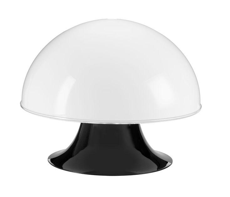 La Boheme on Heikki Turusen 60-luvulla suunnittelema pöytävalaisin.   http://www.valotorni.fi/product/15432/la-boheme-39-opaalinvalkeamusta