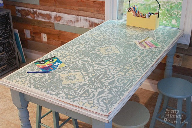 57 best images about painted furniture tables on