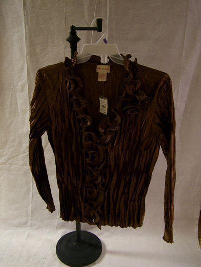 Womens Silk Blouses