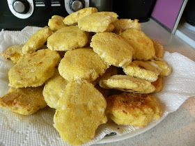 Cookin' with Super Pickle: Copycat McDonald's Chicken Nuggets(Baked) and Gluten Free version