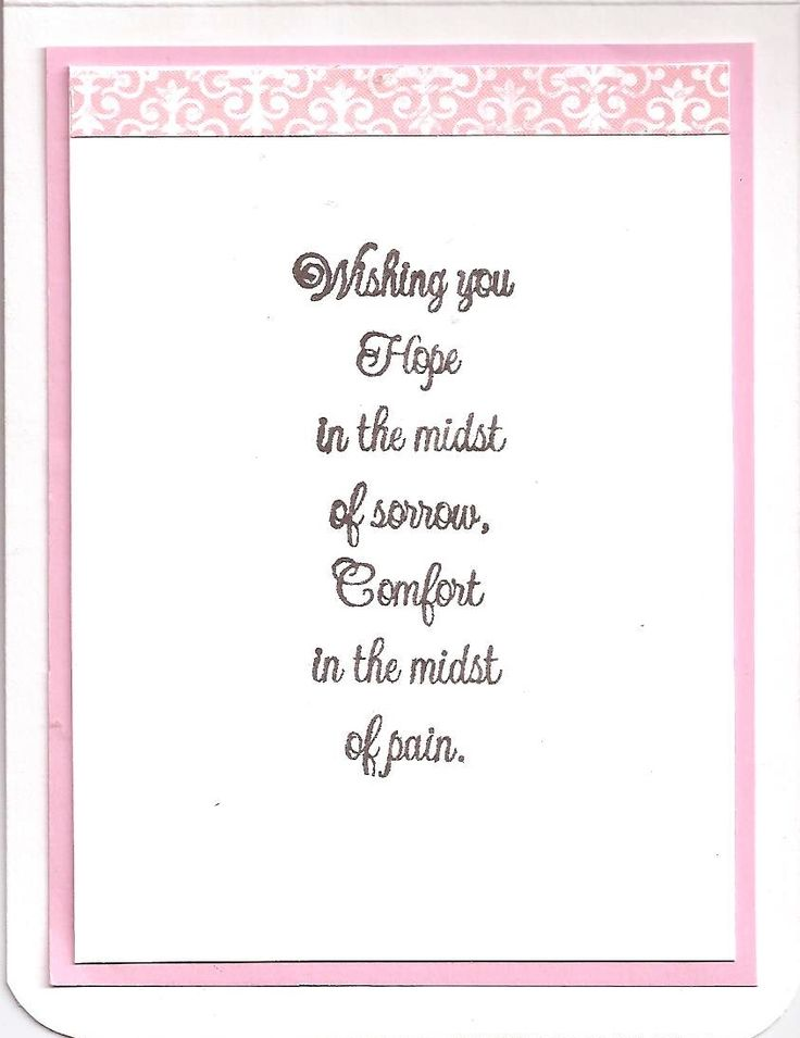 29 best SYMPATHY CARDS images on Pinterest Bible quotes, Bible - sympathy message