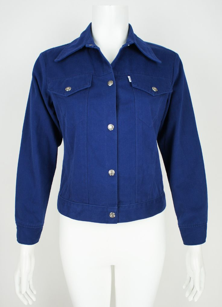 70's Levi's Jacket | Products | Pinterest | Products, Jackets and ...