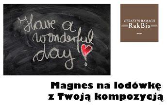Magnesy na lodówkę w trzech rozmiarach. Twój napis w formacie A6, A5 i A4 może znaleźć się na magnesie. #magnes #foto #nadruk #motto #pamiątka #prezent