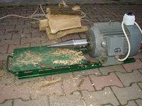 štiepací kužel, štiepací hrot, štiepací trn, kuželová štiepačka na drevo, štiepací kužel na drevo, kalačka, štiepacie kužele, výroba štiepacieho kužela