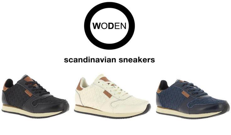 Rebajas Sneakers Woden #zapatillas #mujer #sneakers #retro #running #moda #rebajas