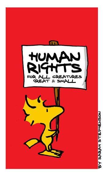 Derechos humanos por BLADE111 en Etsy