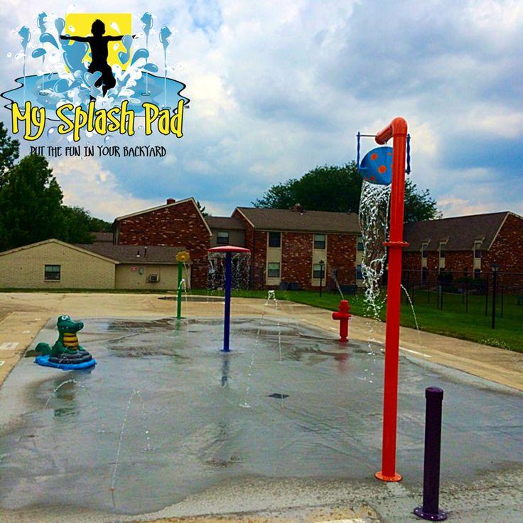 Diy Splash Pad For Dogs: Splash Pad Installation, Kits & Water Playground Equipment