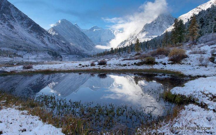 """Гора Белуха - """"Глаз Земли"""" всегда открыт для тех кто хочет видеть..."""