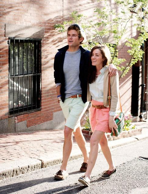 Kiel James Patrick and Sarah Vickers.