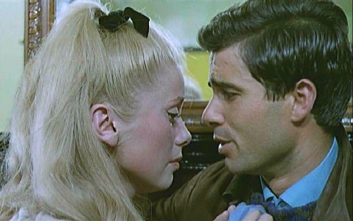 The Umbrellas of Cherbourg (1964)   Les parapluies de Cherbourg (original title)  Director: Jacques Demy