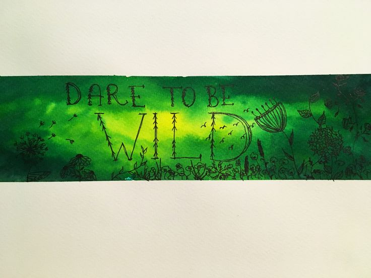 Dare To Be Wild will always be one of my favourite films #drawing #daretobewild #movie #illustration