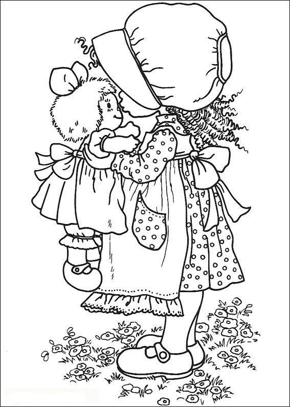 Sarah Kay Kleurplaten Voor Kinderen Kleurplaat En Afdrukken Tekenen No 6 KayColoring BooksFree