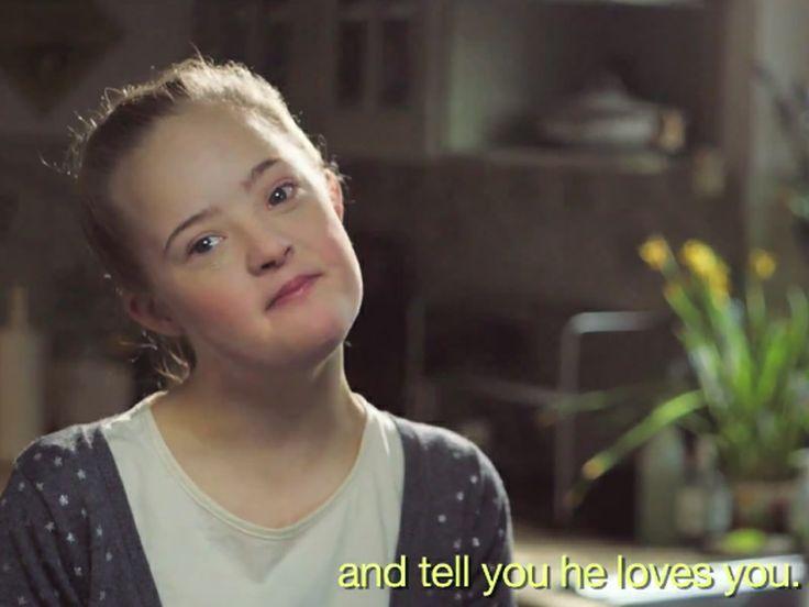"""Il video che sta emozionando la rete in occasione del World Down Syndrome Day. Una futura mamma si chiede: """"Che vita avrà mio figlio?""""."""