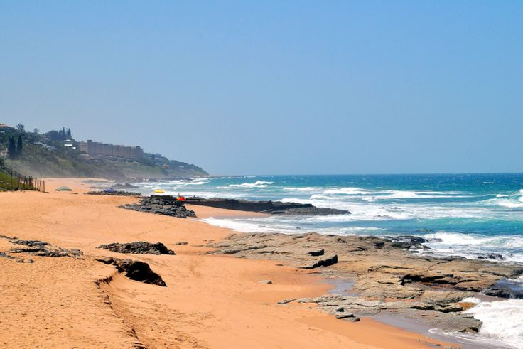 Salt Rock near Durban, KwaZulu-Natal, South Africa