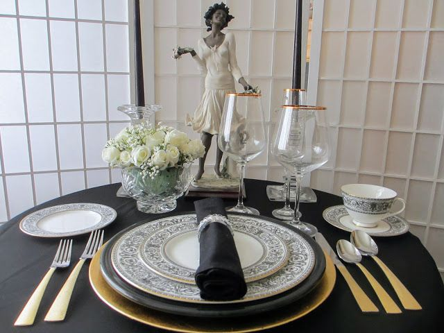 """Table for One: Royal Doulton """"Baronet"""" Table"""