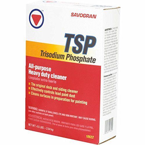 Savogran 10622 Trisodium Phosphate (TSP) Cleaner 4.5Lb - 2 pack -- Details can be found by clicking on the image.