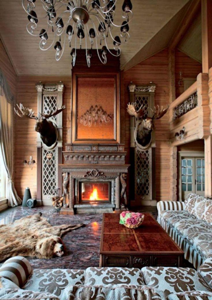 Trophy Room Design Ideas: 520 Best Trophy Rooms Images On Pinterest
