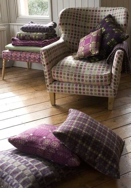 Melin Tregwynt, blankets, throws and cushions - just the best