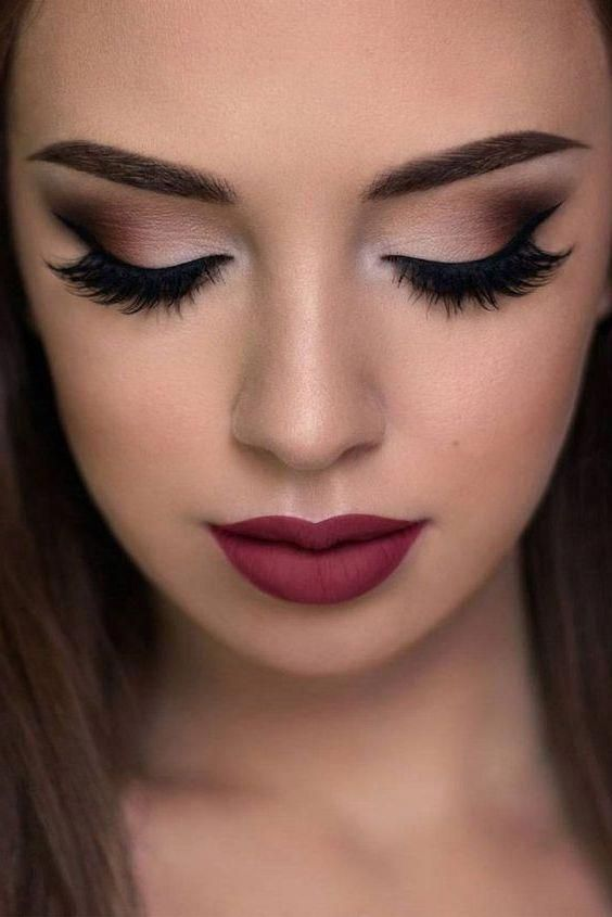 52 Best Natural Makeup Ideas For Any Season: 52 Best Gorgeous And Trendy Brown Eyes Makeup Design For