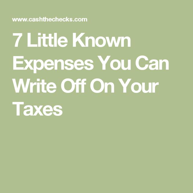 what can you write off for taxes Use this quick guide as a starting point to find out whether you can or can't write off that business expense as a legitimate business tax write-off.