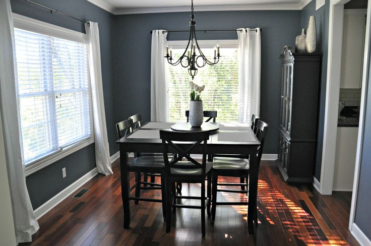 Smoky Blue by Sherwin Williams | Decor and the Dog