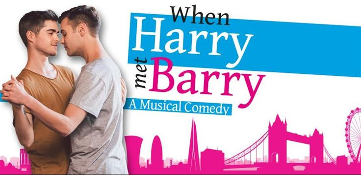 Buy tickets for When Harry Met Barry from OutSavvy. Quick, simple, secure booking for LGBT events. Discover other gay and LGBT events in London.