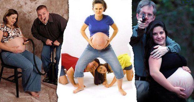 Výsledok vyhľadávania obrázkov pre dopyt vtipne tehotenske fotky