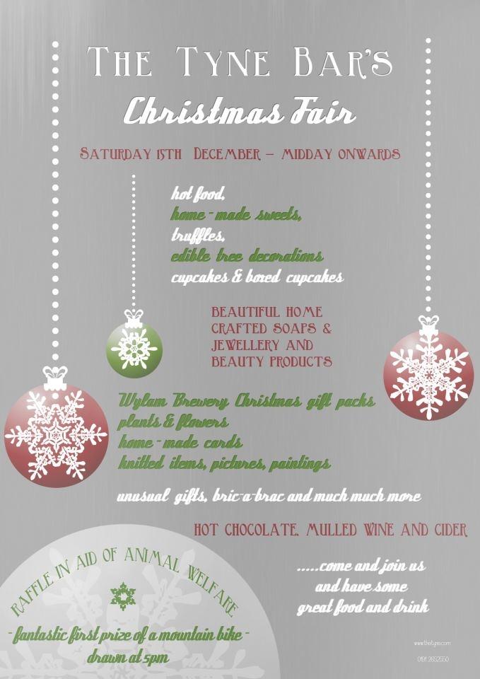 Christmas-Fayre-The-Tyne-Bar-Newcastle-2012