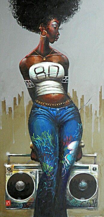 Urban Fresh by Frank Morrison