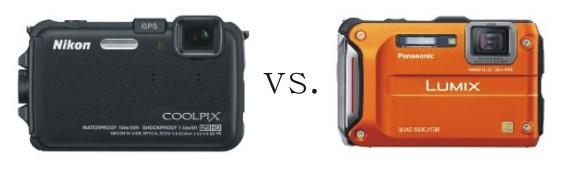 Nikon AW100 vs Panasonic TS4 waterproof camera comparison. Which is better?  http://www.squidoo.com/nikon-aw100-vs-panasonic-ts4