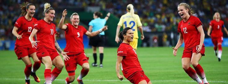 Finalerfolg gegen Schweden: DFB-Frauen sind Olympiasiegerinnen